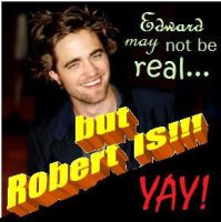 Edward Cullen Robert Pattinson by Bren-nains