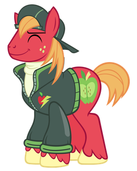 Cool jacket by sofunnyguy