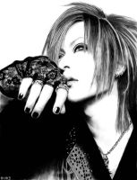 Uruha: The Gazette by SpiritWolf19
