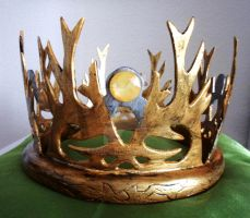 Joffrey Baratheon Crown by Krasi90