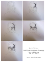 WIP Commission 03-04/2014 by leanne-xo