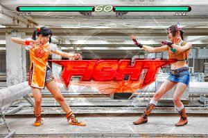 TEKKEN: Round 1 by Narga-Lifestream