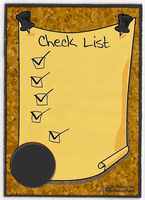 MH Competition SP Check list by Fairytopiasenshi