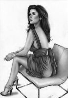 Catherine Zeta-Jones by LittleRamona