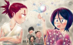 Bleach 098 by waterist