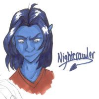 Nightcrawler - Hehe by nekotenshi