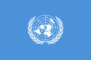 Flag of the United Nations.svg by JMK-Prime