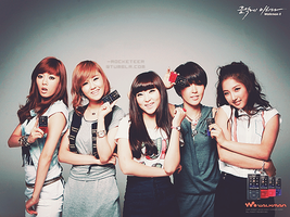 4minute edit 9 by NouNou01
