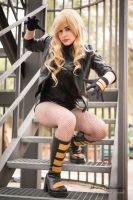 Black Canary. [01] by HiniTsuburagi
