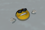 Emote This Chillin by SiathLinux