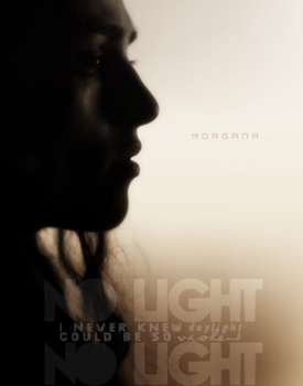 MORGANA::NO LIGHT NO LIGHT by DeathSlayus09