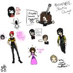 My Chemical Sketch Dump by click-on-minecraft