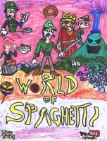 World of Spaghetti by SonicClone