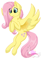 Fluttershy by teeny16