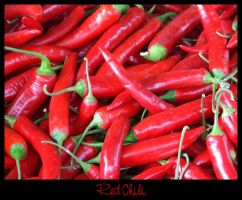 Red Chili by Tricia-Danby