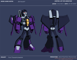 AP Skywarp by KrisSmithDW