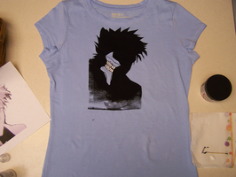 Grimmjow Shirt by Nilzz