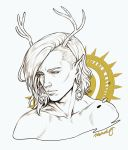 Deer Gold by SirWendigo