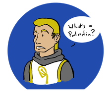 What's a Paladin by SallyVinter