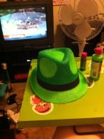 Cosplay Hat WIP 2 by KitaiNagashime