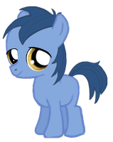 MLP: Baby Noteworthy by cathykitcat