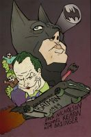 Batman 1989 by o8connell