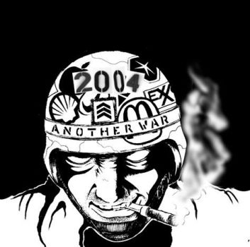 2004... Another War by soupaboy
