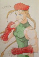 Cammy by julianDB92