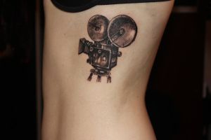 My Camera Tattoo by TerisRrogen