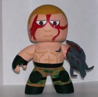 Jack Krauser Mighty Mugg by WarriorSokka