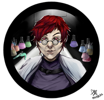 Work for current Project - Scientist by AmagumoAsh