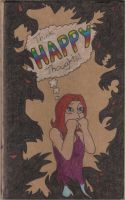 Sketchbook Cover by the-punk-hippie