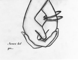 Never Let Go by Echo-138