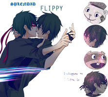 Splendid and Flippy by kawaibunny