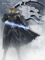 Raiden Alternate (MK) by deexie