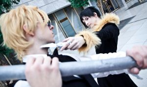 Fight out of  hate - Durarara by KashinoRei