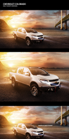 Chevrolet Colorado Composing by Carl06