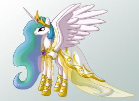 Celestia Dress Concept by Starbat