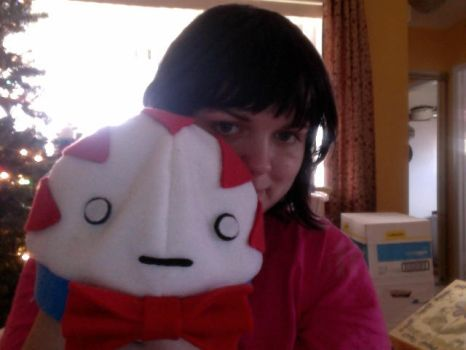 Peppermint butler hat 2 by CaptainRei