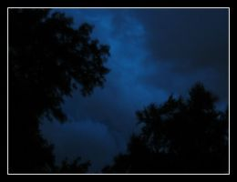 evening storms by syncretism