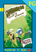 (1) Daring Do and the Amulet of Atonement by AlmanacPony