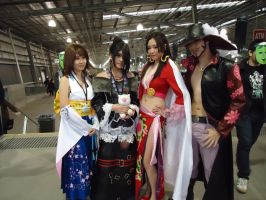 FFX + One Piece by lqle