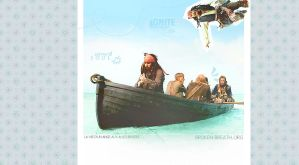 Design - Pirates des Caraibbes by l0nd0n-calling