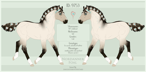 9753 Nordanner Foal by SWC-arpg