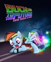 Buck to the future: Time travel is magic by dan232323
