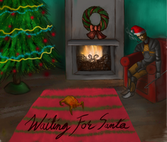 Waiting for santa by stormkeeper