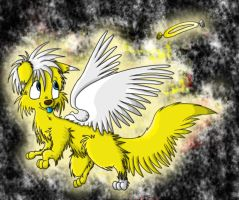 AnGeL dAwG by thesorcerousisfat