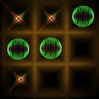 Noughts and Crosses - Pong 312 by stebev