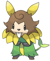 purchasable fakemon 1!  50 points! by sorbetskies