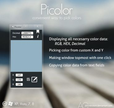 Picolor by ActiveColors